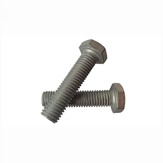 HDG Hex Bolt Suppliers