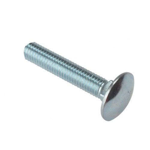 Mild Steel Carriage Bolt Exporters